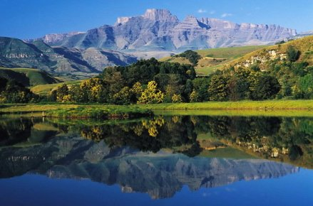 Drakensberg Mountains, Kwazulu Natal