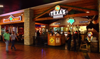 Texas Roadhouse - Dubai Mall