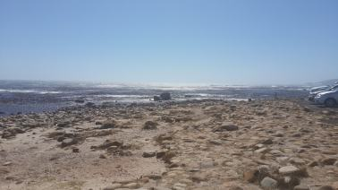 Beach at Cape of Good Hope 1