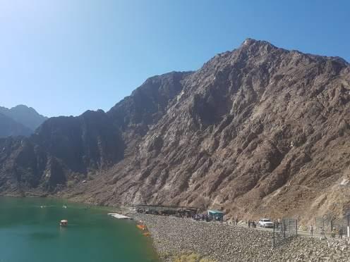 Hatta Water Dam 4