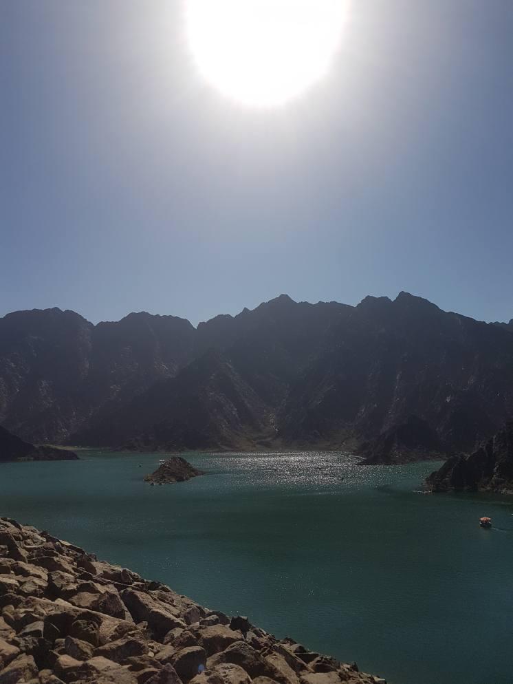 Hatta Water Dam 7