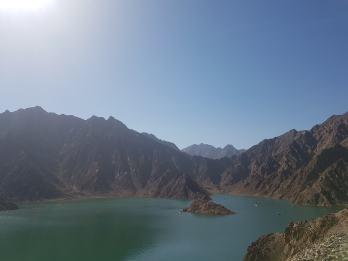 Hatta Water Dam 8