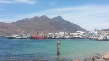 Fishing Boats at Hout Bay 2