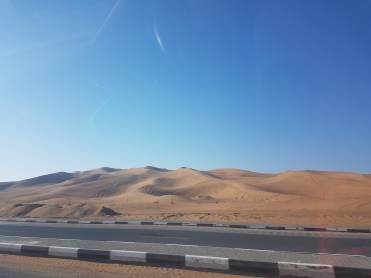 Road to Hatta 1