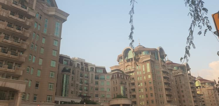 Different views of the Al Murooj Complex