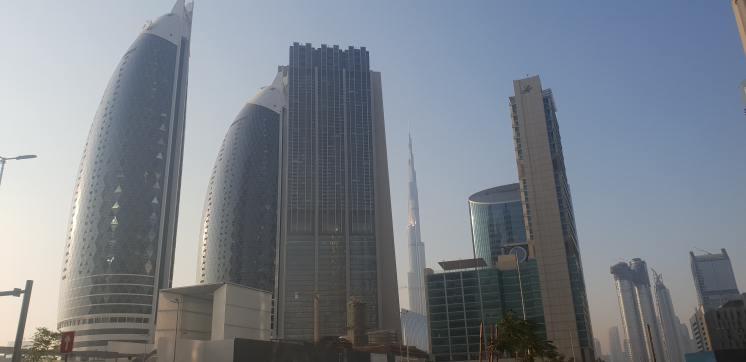 DAMAC Park Towers