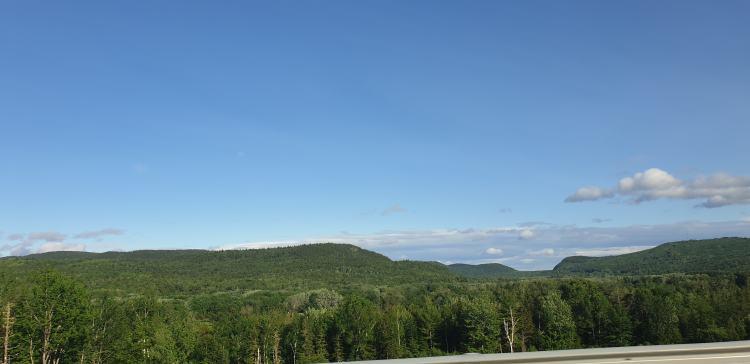 Fredericton to Saint John 3