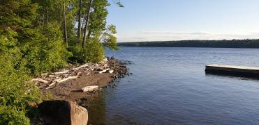 By the St John river....