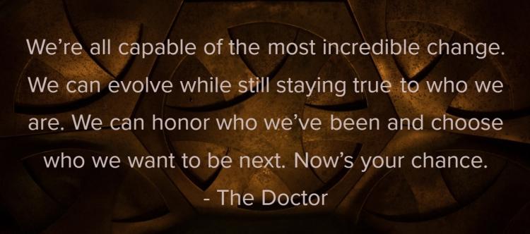 Change - Doctor Who