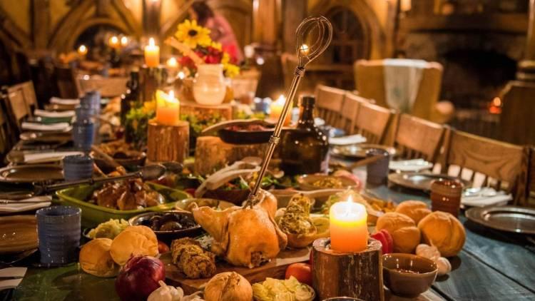 Hobbit Feast